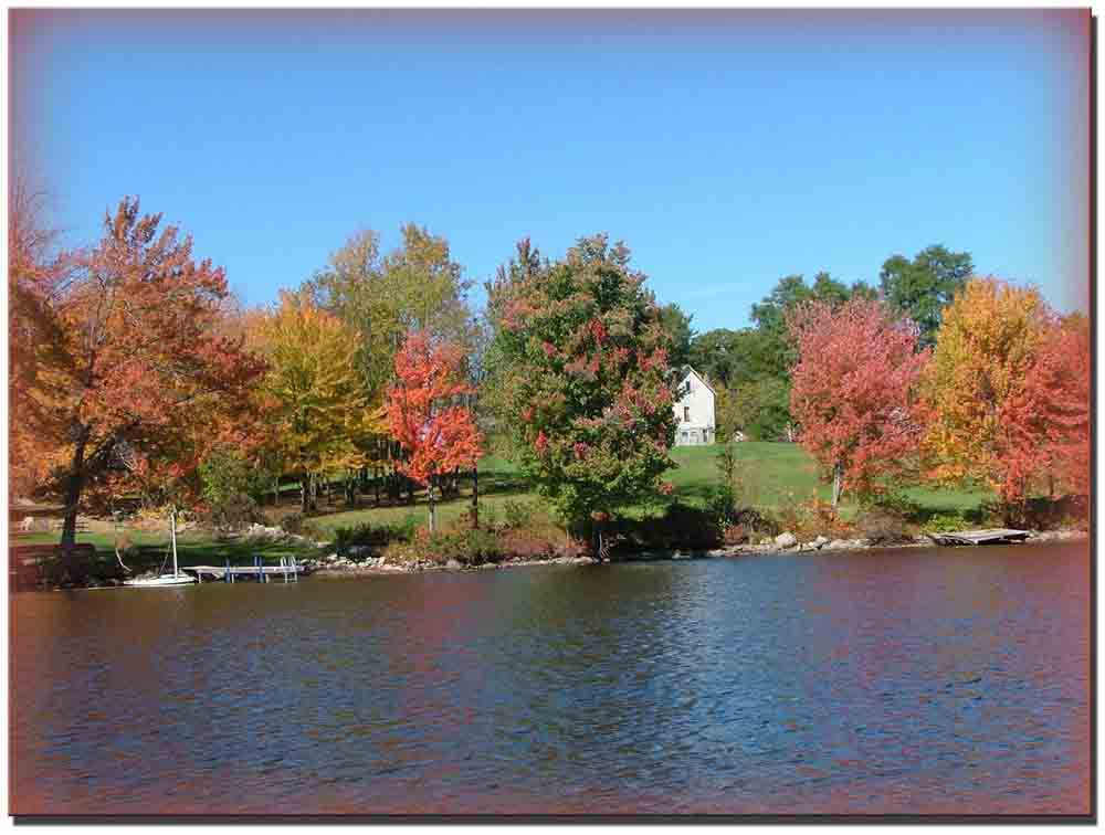 Lake Winnipesaukee Weather - Fall