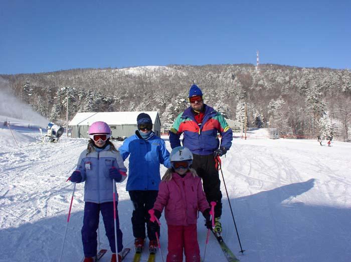 Lake Winnipesaukee Downhill Skiing