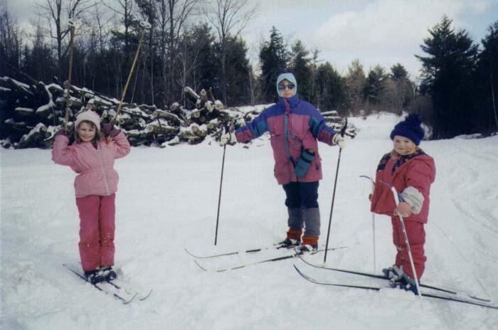 Cross Country Skiing Lake Winnipesaukee
