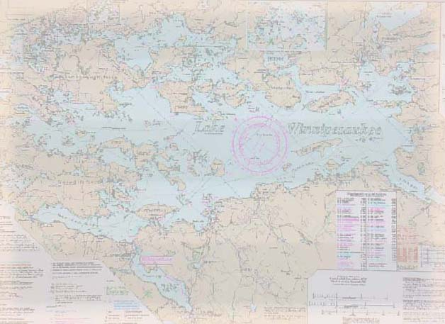 Family Boating - Navigation Chart