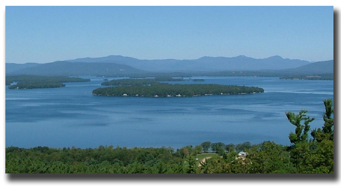 Lake Winnipesaukee Waterfront