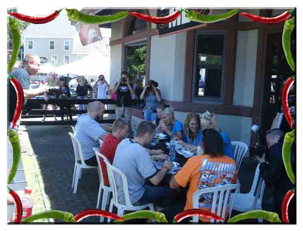 Laconia Bike Week - Burrito Contest