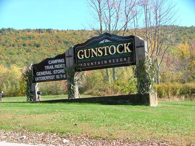 Wedding Ceremony - Gunstock