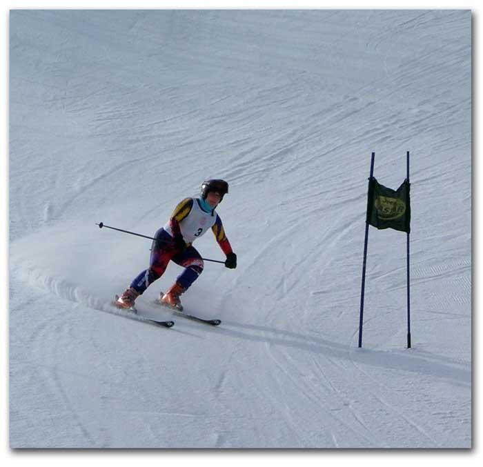 Adaptive Ski School