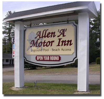 Allen A Motor Inn