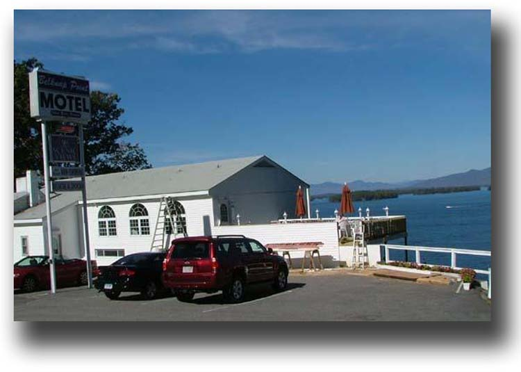 Belknap Point Motel - Lake Winnipesaukee