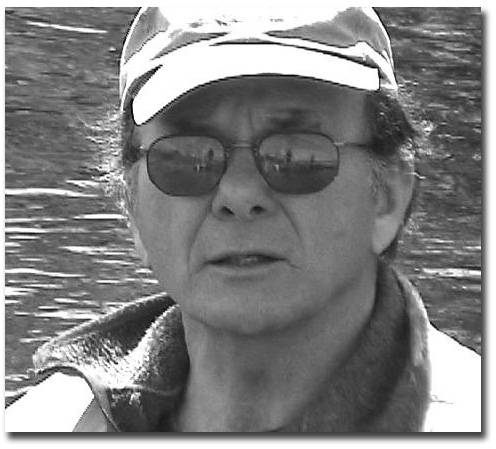 Carl Gebhardt, Master Angler of Lake Winni.