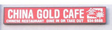 China Gold Cafe