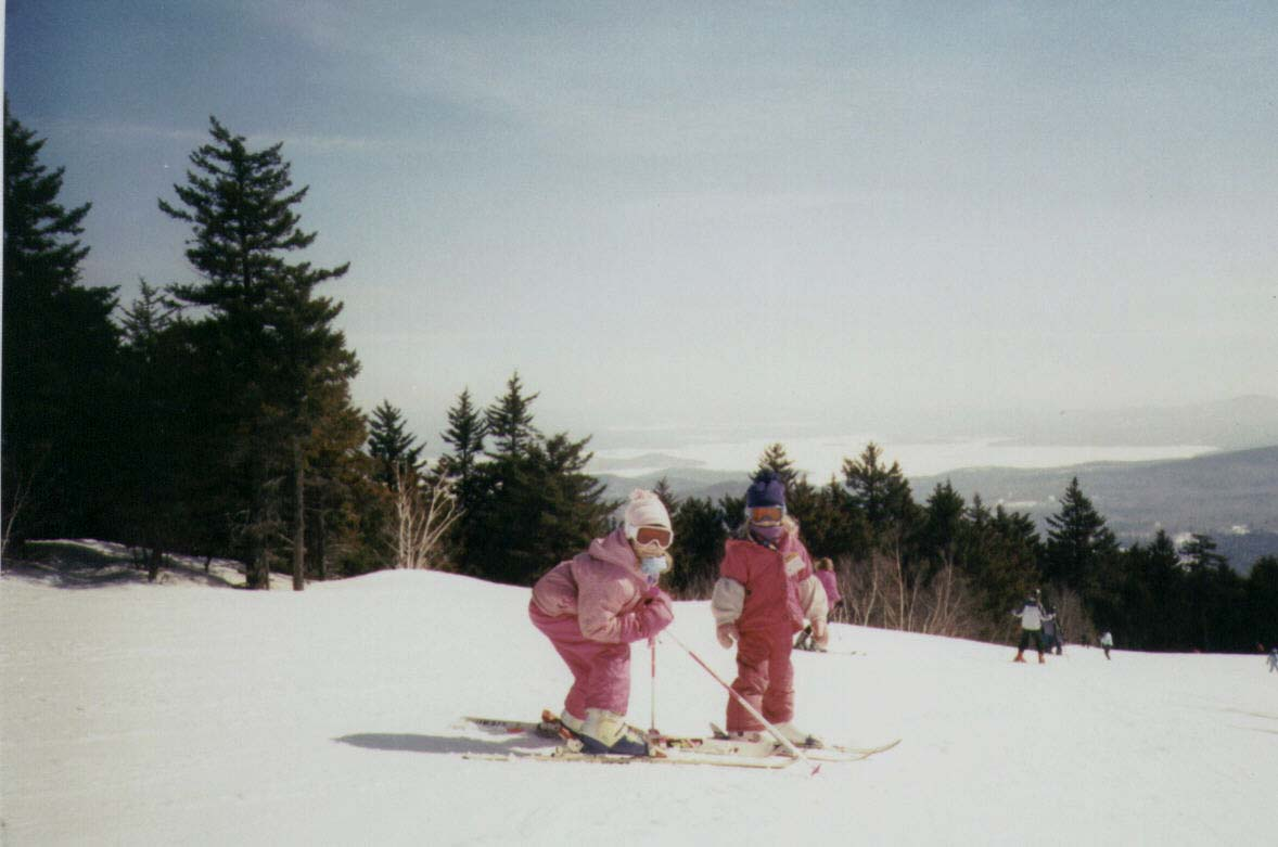 Lake Winnipesaukee Downhill Skiing