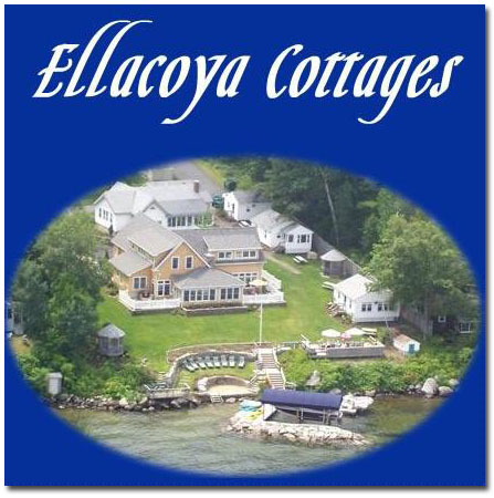 Ellacoy Cottages