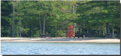 Ellacoya State Beach
