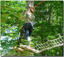 Gunstock Ropes Course