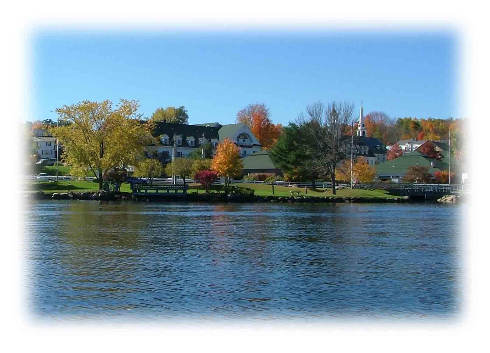 Lake Winnipesaukee - Wolfeboro Back Bay