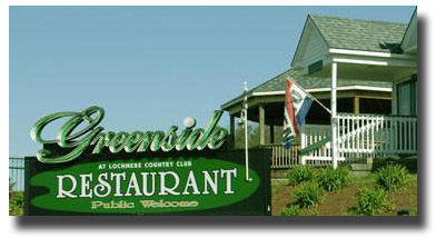 The Greenside Restaurant