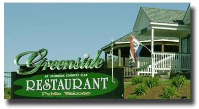 The Greenside Restaurant