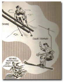 History of Skiing