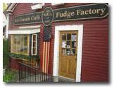 The Mill Ice Cream Shops - Lake Winnipesaukee