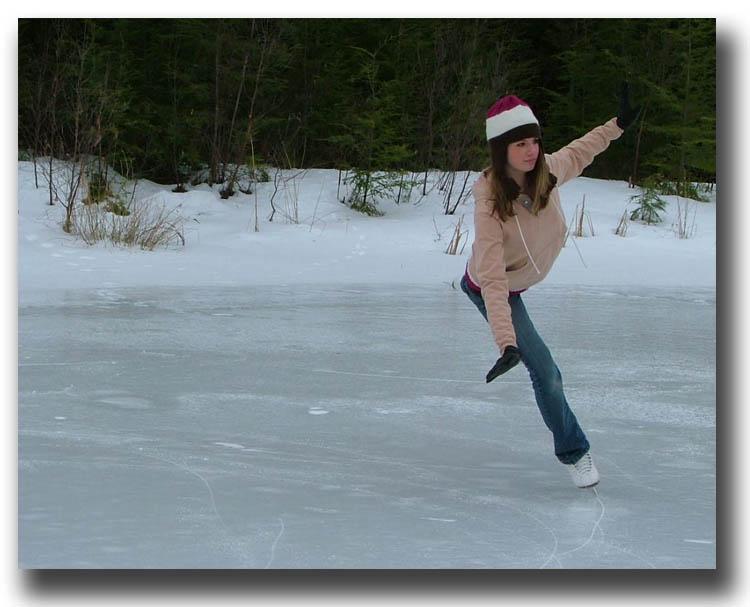 Ice Skating Moves