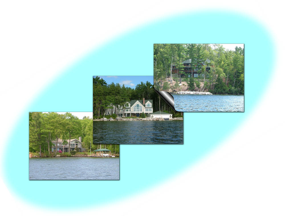 Buy Property on Lake Winnipesaukee