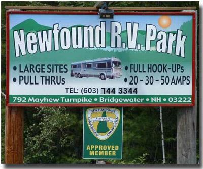 Newfound RV Park