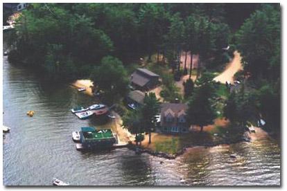 Oliver Lodge - Lake Winnipesaukee