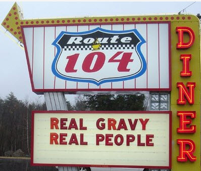 Route 104 Diner