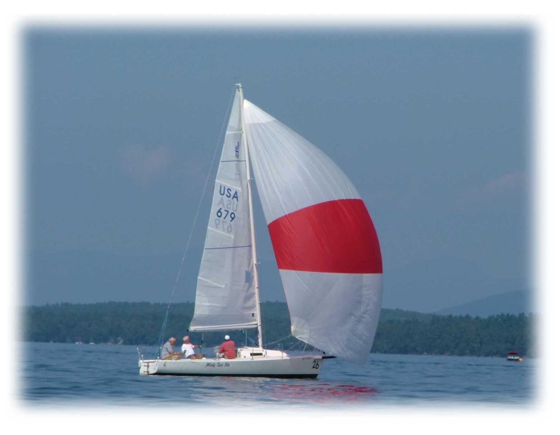 Lake Winnipesaukee Sailing