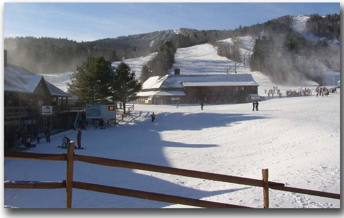 Gunstock Skiing