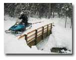 Lake Winnipesaukee Snowmobiling