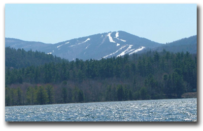Spring at Lake Winnipesaukee