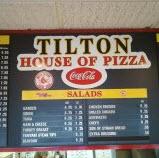 Tilton House of Pizza
