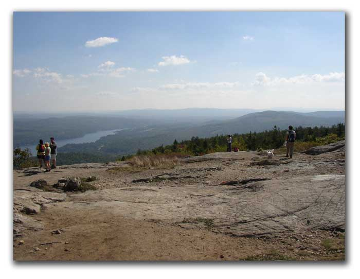 New Hampshire Hiking Trails