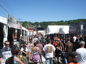 Laconia Bike Week - Vendors