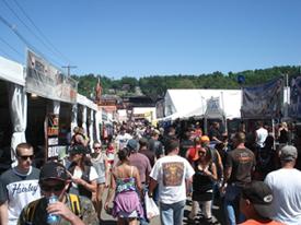 Laconia Bike Week - Vendors