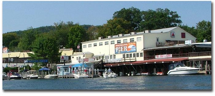 Weirs Beach Pier
