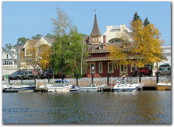 Wolfeboro Back Bay