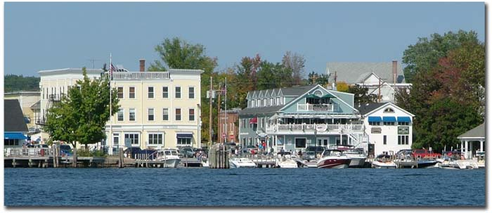 Wolfeboro Harbor