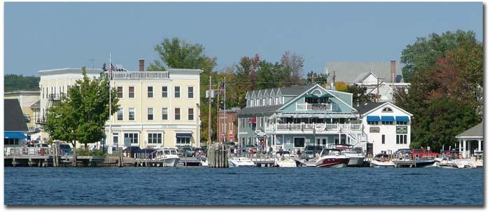 Wolfeboro New Hampshire On Lake Winnipesaukee