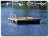 Alton Bay Raft