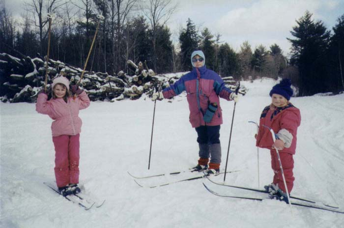 Cross Country Skiing Lake Winnipesaukee