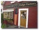 The Mill Ice Cream Shops - Lake Winnipesaukee